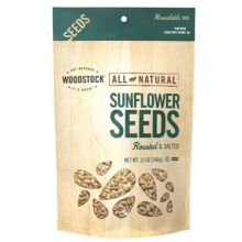 All Natural Roasted and Salted Sunflower Seed