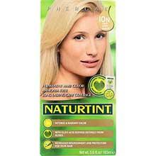 Naturtint 10N Permanent Light Dawn Blonde Haircolor Kit 4.5 Ounce
