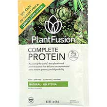 Unflavored Plant Protein Powder 30 Gram