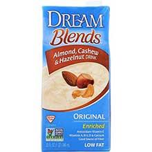 Enriched Almond Cashew and Hazelnut Drink