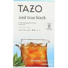 Tazo Iced Filtered Tea
