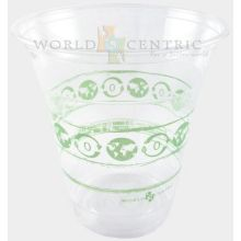 Compostable Clear PLA Cold Cup