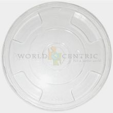 Straw Hole Clear Lid for Ingeo Cold Cup