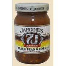 Black Bean and Corn Medium Salsa