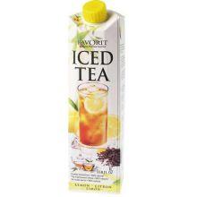Iced Tea with Juice