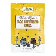 Winter Shippers Hot Buttered Rum