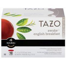 Awake K Cup English Breakfast Tea