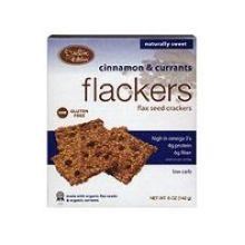 Organic Cinnamon Currant Flackers
