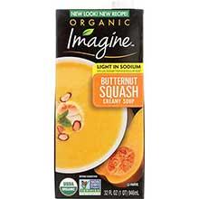 Organic Creamy Soup