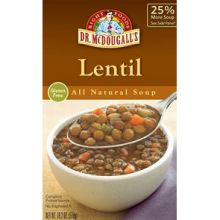 Organic French Lentil Soup