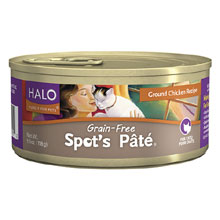 Spots Pate Natural Food for Cat
