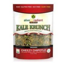 Cheezy Chipotle Kale Krunch