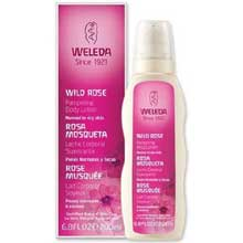 Wild Rose Pampering Body Lotion