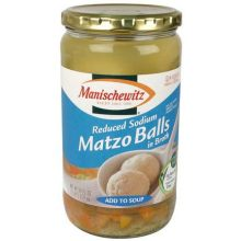 P Matzo Ball Broth Red.Sodium - 24 ounce