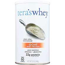 Plain Goat Whey Protein
