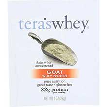 Plain Goat Whey Protein 1 Ounce