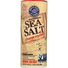 Coarse Mediterranean Sea Salt
