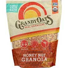 Organic Honey Nut Granola