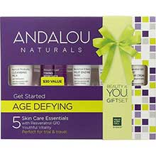 Get Started Age Defying 5 Piece Kit