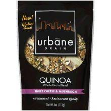Three Cheese and Mushroom Quinoa