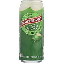 Real Coconut Water in Can