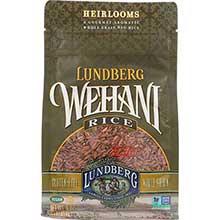 Lundberg Rice Brwn Wehani - 16 ounce