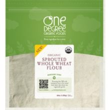 Sprouted Whole Wheat Flour