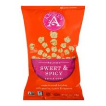 Sweet and Spicy Kettle Corn