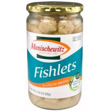 Manis Gef Fish-Fishlets - 24 Oz Pack