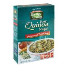 Easy Quinoa and Lentil Soup