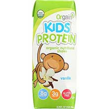 Organic Healthy Kids Vanilla Nutritional Shake