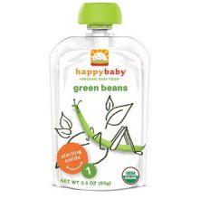 Organic Green Beans Baby Food