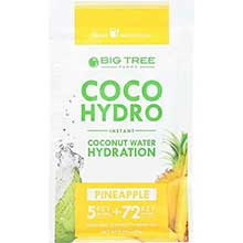 Pineapple Coconut Water Mix