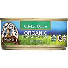Grain Free Chicken Cat Food