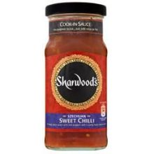 Szechuan Sweet Chilli Cook In Sauce
