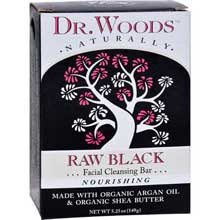 Raw Black Face Cleansing Bar
