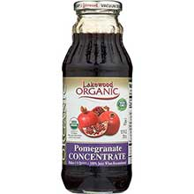 Lakewood Organic Pomegranate Concentrate Juice 12.5 Ounce