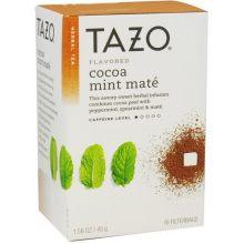 Cocoa Mint Mate Herbal Tea