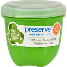 Apple Green Mini Food Storage Container