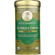 Gypsy Organic Ultimate Green Tea