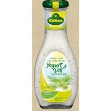Yogurt and Dill Dressing