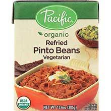 Organic Vegetarian Refried Pinto Beans