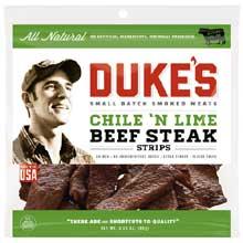 Chile n Lime Beef Steak Strips