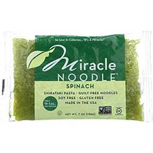 Spinach Angel Hair Noodle