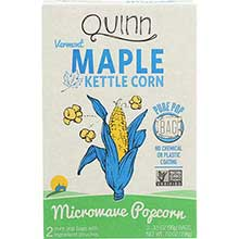 Vermont Maple and Sea Salt Microwave Popcorn