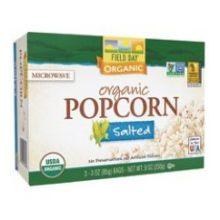Organic Salted Microwave Popcorn
