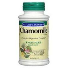 Chamomile Flower 650 mg Capsule