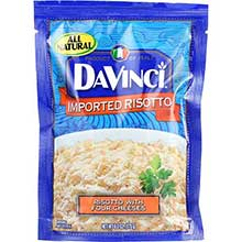 Risotto with Four Cheese Pasta