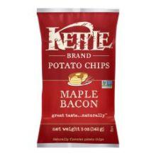 Gluten Free Maple Bacon Potato Chips