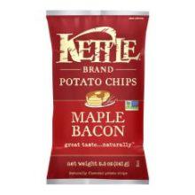 Maple Bacon Potato Chips